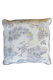 The Birch Tree Violet Pillow - Product Mini Image