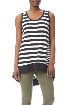 Violet Ruby Stripe Tank Top - Product List Image