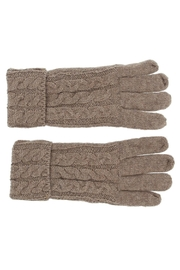 Violet & Virtue Cable Knit Gloves - Product Mini Image