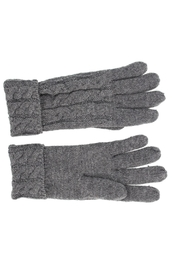 Violet & Virtue Cable Knit Gloves - Other