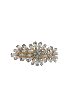 Shoptiques Product: Starburst Hair Barrette
