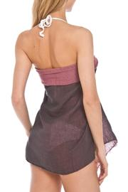 Violet Del Mar 2 Layer Cover-Up - Front full body