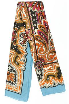 Shoptiques Product: French-Vintage Paisley Scarf