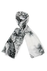 Violet Del Mar Bird Nature Scarf - Product Mini Image