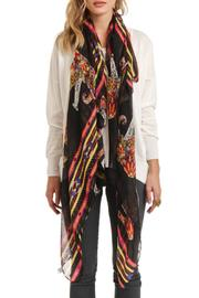 Violet Del Mar Black Rasa Scarf - Product Mini Image