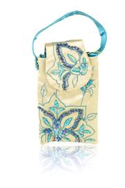 Violet Del Mar Blue Flower Phonecase - Product Mini Image
