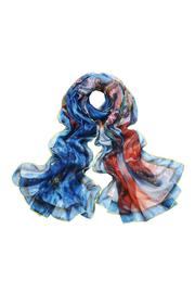 Violet Del Mar Blue Paradise Scarf - Product Mini Image