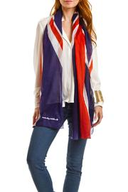 Violet Del Mar British Flag Scarf - Product Mini Image