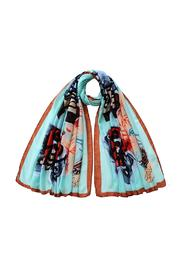 Violet Del Mar Butterfly Scarf - Product Mini Image