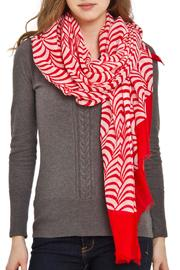 Violet Del Mar Circle Lightweight Scarf - Product Mini Image