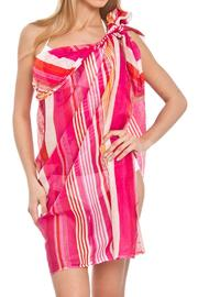Violet Del Mar Colorful Stripe Wrap - Product Mini Image