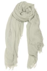 Violet Del Mar Cotton Scarf - Front cropped