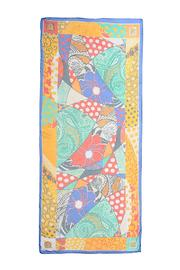 Violet Del Mar Digital Print Scarf - Front full body