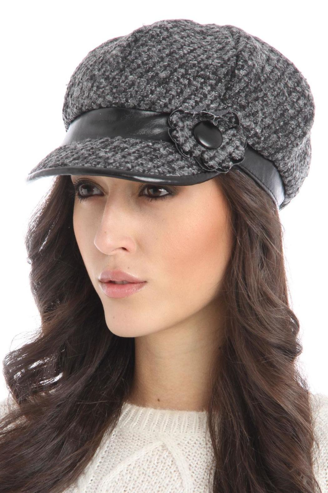 Violet Del Mar Light Weight Fashion Hat - Main Image