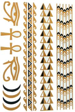 Shoptiques Product: Gold Jewelry Tattoos