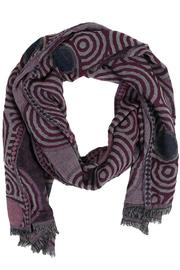 Violet Del Mar Handmade Wool Wrap - Product Mini Image