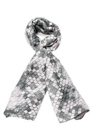 Violet Del Mar Honeycomb Powder Scarf - Product Mini Image
