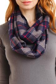 Violet Del Mar Infinity Cashmere Scarf - Product Mini Image