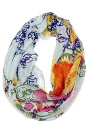 Violet Del Mar Infinity Flower Scarf - Product Mini Image