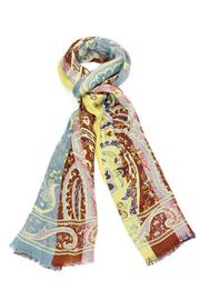Violet Del Mar Italy Vintage Scarf - Product Mini Image