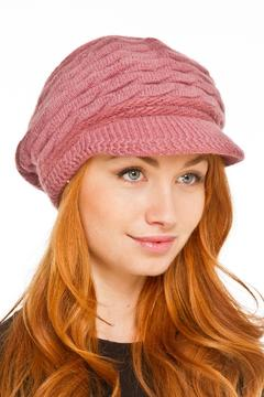 Violet Del Mar Knitted Fashion Hats - Product List Image