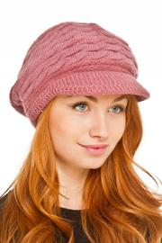 Violet Del Mar Knitted Fashion Hats - Product Mini Image