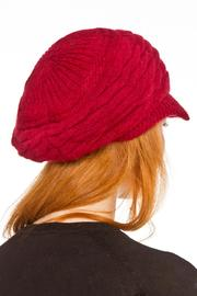 Violet Del Mar Knitted Fashion Hats - Front full body