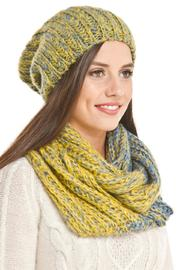Violet Del Mar Knitted Hat Only - Product Mini Image