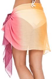 Violet Del Mar Lailee Sunset Cover-Up - Front full body
