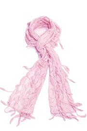 Violet Del Mar Leaf Scarf - Product Mini Image