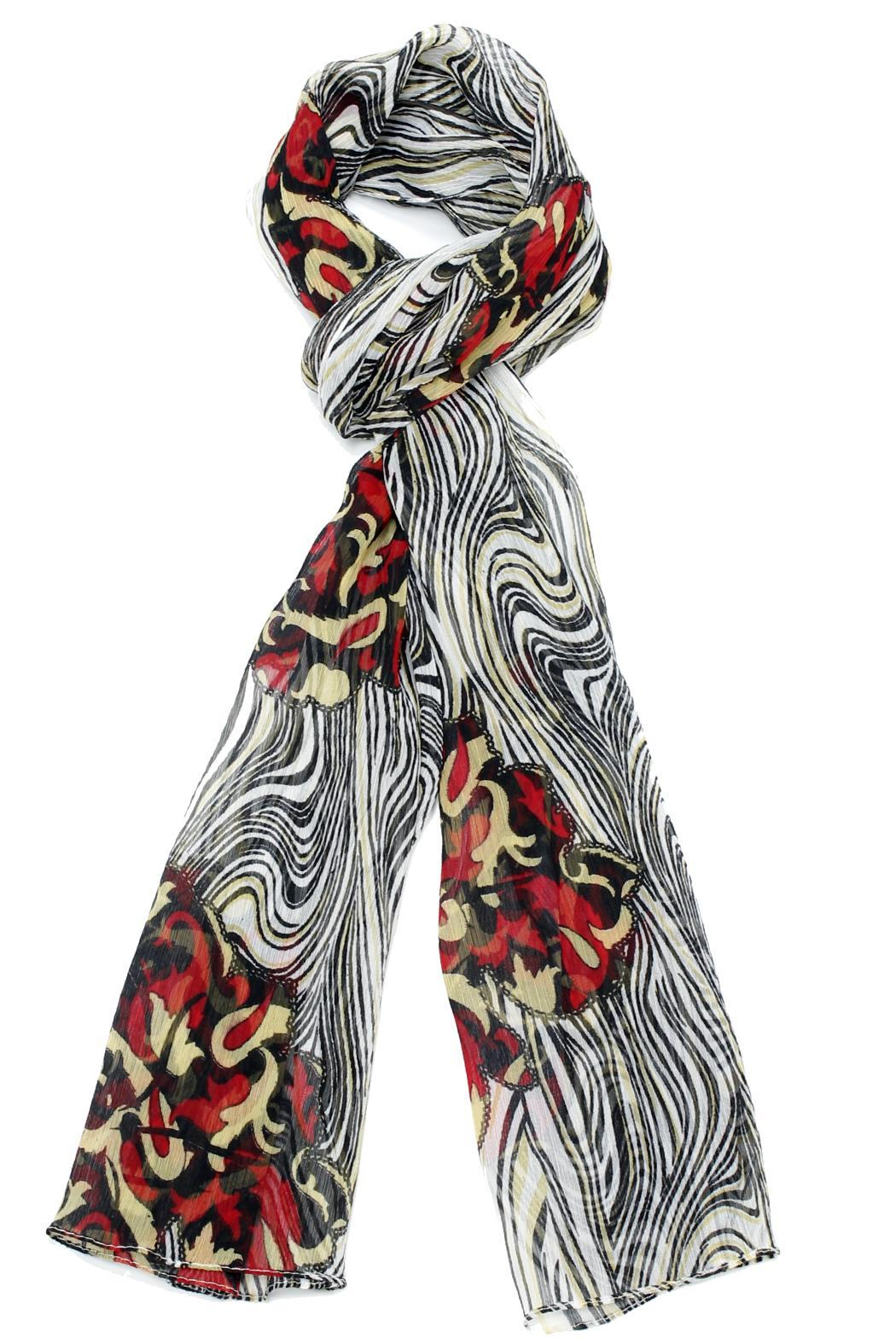 Violet Del Mar Light Weight Scarf - Main Image