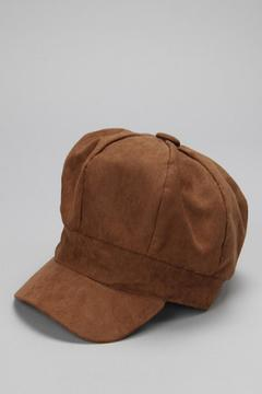 Violet Del Mar Lightweight Newboy Hat - Alternate List Image