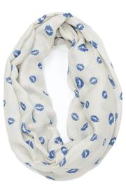 Violet Del Mar Lipstick Infinity Scarf - Product Mini Image