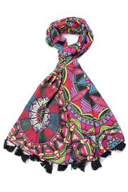Violet Del Mar Medallion Scarf - Product Mini Image