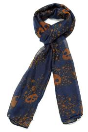 Violet Del Mar Summer Skull Scarf - Product Mini Image