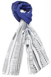 Violet Del Mar New-York City Scarf - Product Mini Image