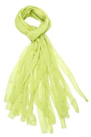 Violet Del Mar Octopus Frilly Scarf - Front cropped