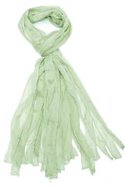 Violet Del Mar Octopus Frilly Scarf - Product Mini Image