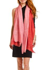 Violet Del Mar Ombre Scarf - Front cropped