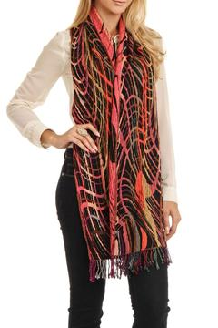 Shoptiques Product: Picasso Silk Scarf