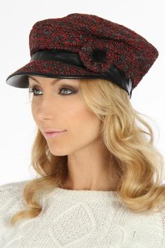Violet Del Mar Puprl Hat - Product List Image