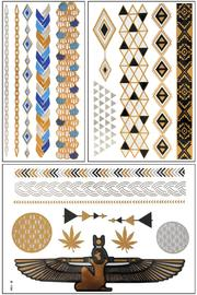 Violet Del Mar Set Of Tattoo Sheets - Front cropped