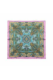 Violet Del Mar Silk Bandana - Product Mini Image