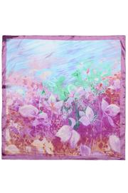 Violet Del Mar Silk Square Scarf - Product Mini Image