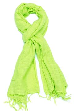 Shoptiques Product: Solid Colored Scarf