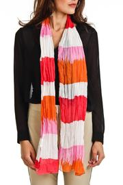 Violet Del Mar Stripe Scarf - Product Mini Image