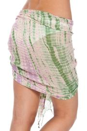 Violet Del Mar Tie-Dye Cover Up - Front full body