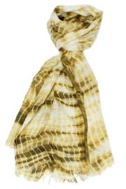 Violet Del Mar Tie-Dye Handmade Scarf - Product Mini Image