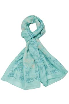 Shoptiques Product: Two Heart Scarf
