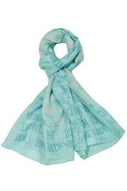 Violet Del Mar Two Heart Scarf - Product Mini Image